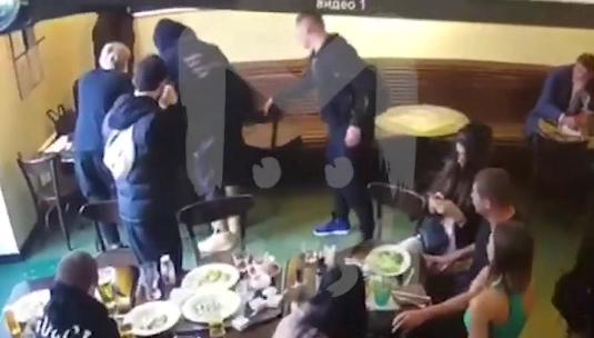 Захарова о дебоше Мамаева и Кокорина: не пробил пенальти - получи стулом в табло