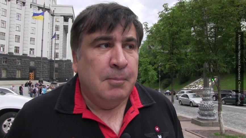Грузия запросила у Польши информацию о местонахождении Михаила Саакашвили