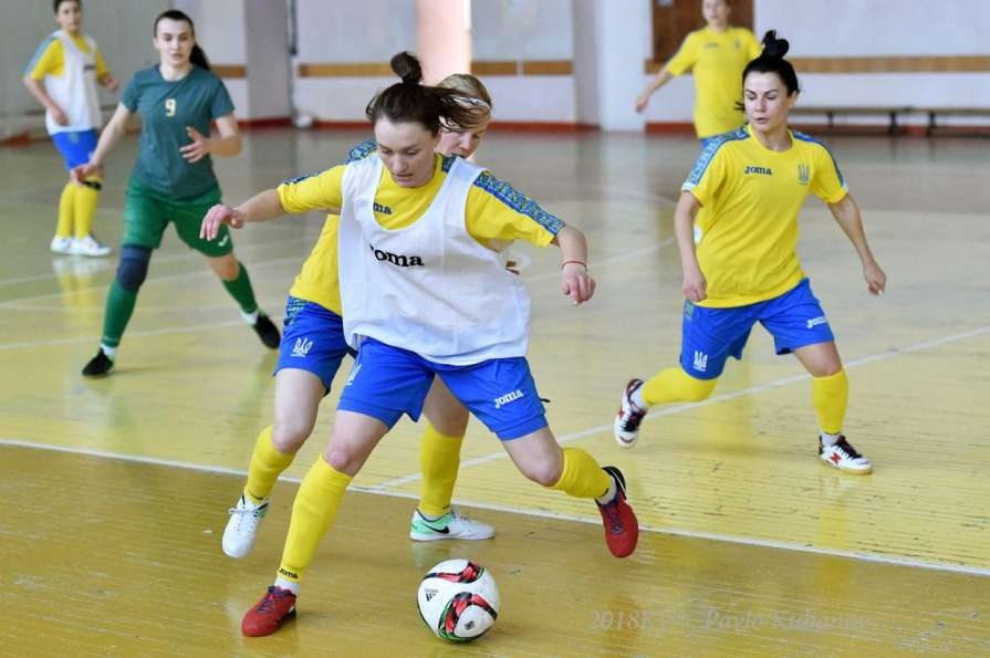 Женская сборная Украины узна…