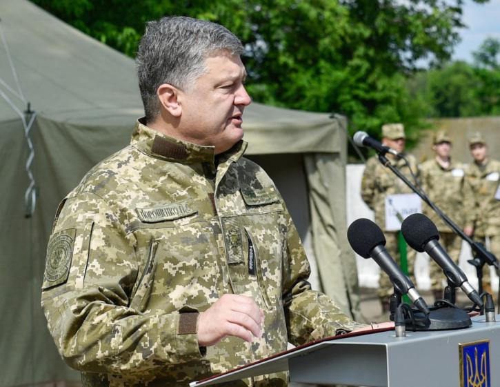 Литва поддержала Украину в Донбассе 150 телескопами