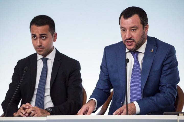 ЕС может отправить проект бюджета Италии на пересмотр