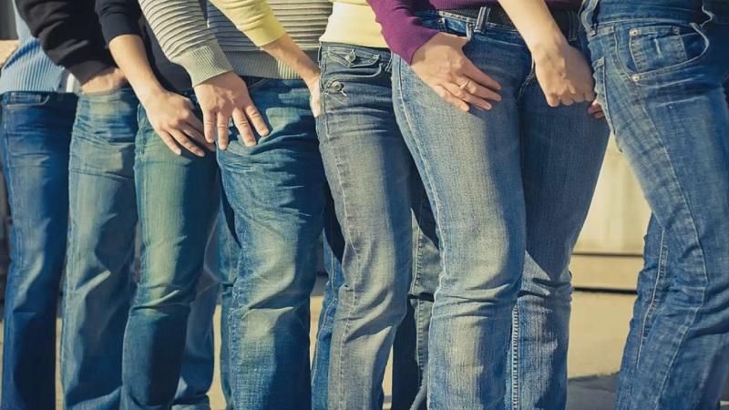 Любителям хендмейда посвящается! 25 ярких идей, что сшить из старых джинсов