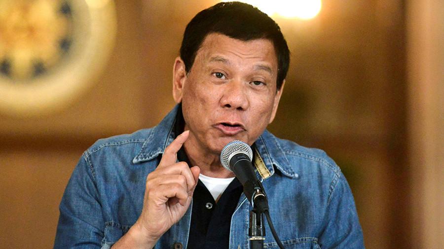"""Дутерте: """"Американцы относились к филиппинцам как к обезьянам"""""""