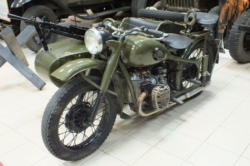 «Боевой конь» РККА - М-72. Мотоцикл времен Великой Отечественной