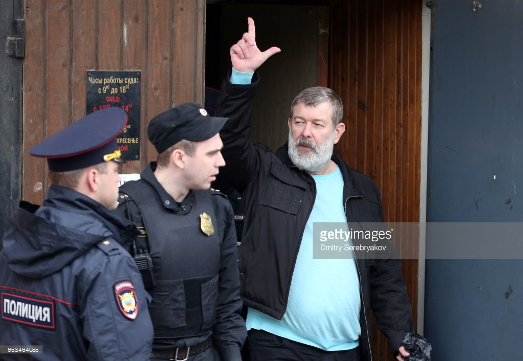 Вячеслав Мальцев и неудавшаяся революция.