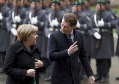 У Меркель очередной приступ паранойи: снова преследуют российские спецслужбы