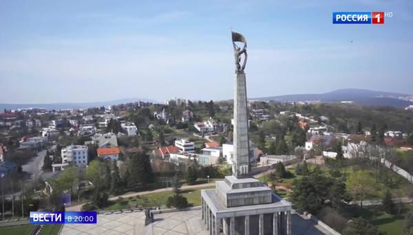 Победили вместе: в словацкой деревне Малинова вспомнили маршала Малиновского