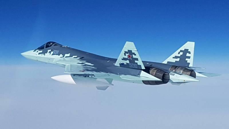 """Т-50 получил наименование """"Су-57"""""""