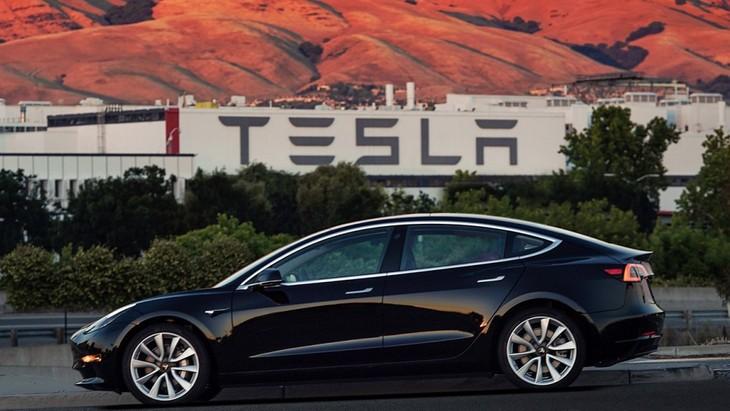 Tesla откроет в Китае завод на 500 тысяч автомобилей в год