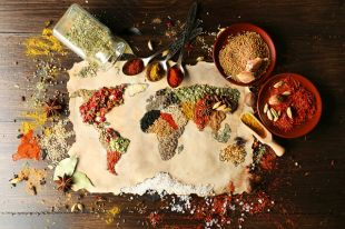 Кулинарный калейдоскоп: присоединяйтесь к кругосветке по кухням мира!