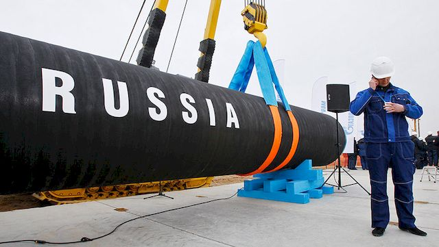 Евросоюз: «Северный поток — 2» — успешный российский проект