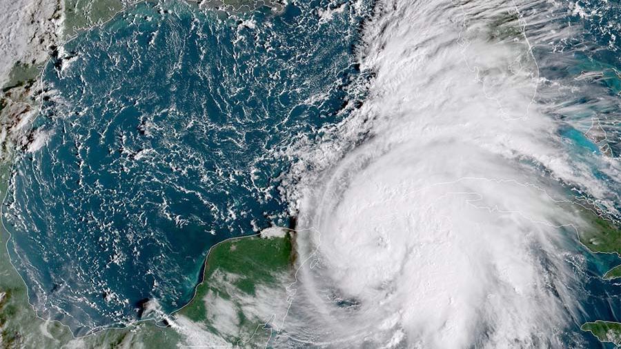 Шторм «Майкл»: в Северной Каролине и Виргинии наводнение
