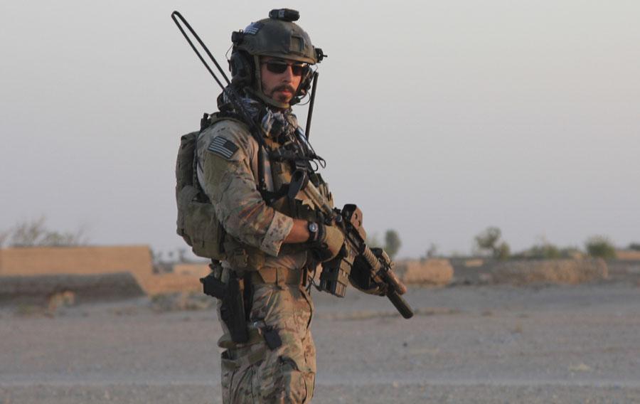 Спецназ США из Афганистана н…