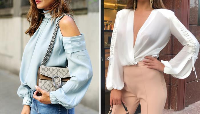 Безупречный вкус: 15 стильных рубашек и блузок сезона 2018-2019
