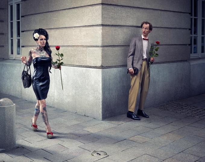 Рекламный фотограф Arthur Mebius