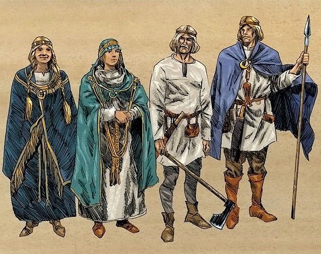 6 народов, которые ассимилировались славянами