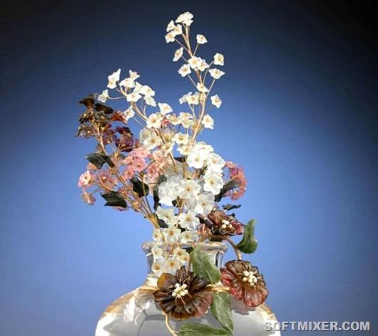 Цветы Фаберже