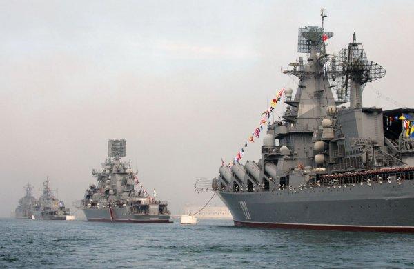 Россия не отдаст НАТО моря, в которых она доминирует