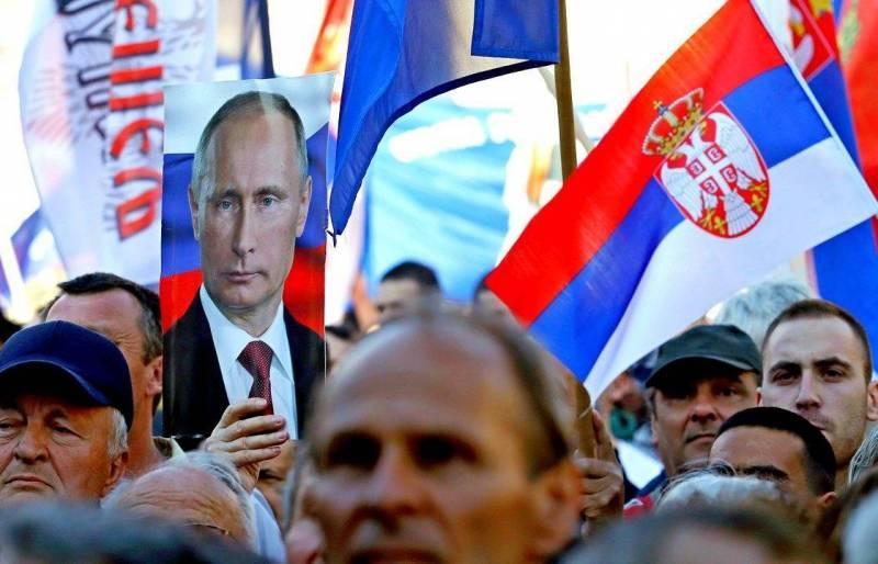 Сможет ли Запад «оторвать» Сербию от России?