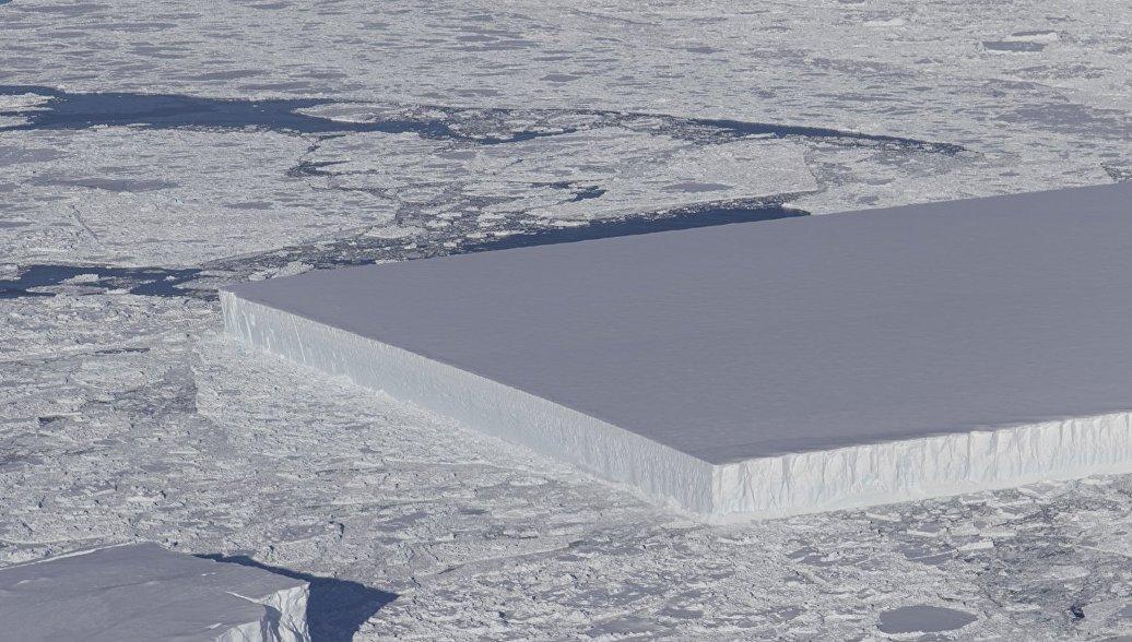 В Антарктиде ученые нашли ай…
