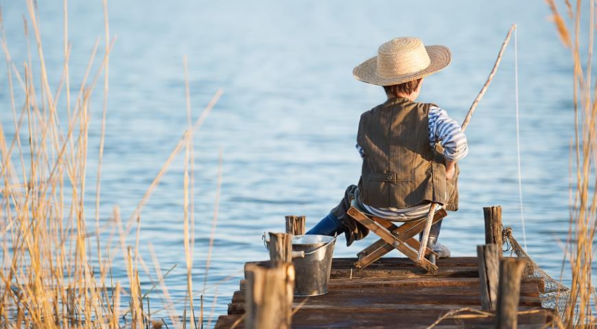 Рыбалка в России станет плат…