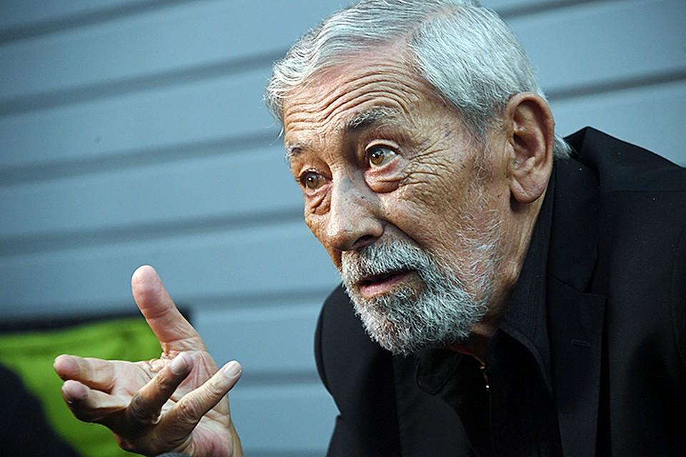Вахтанг Кикабидзе: Какой я диссидент? Я очень люблю Россию