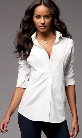 Белая рубашка. Что надо знать о ней каждой стильной женщине?