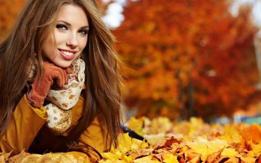 Очей очарование или женщина – «осень»
