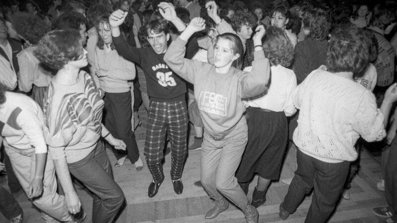 Что происходило насоветских дискотеках