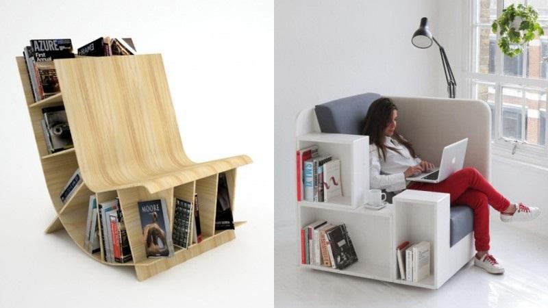 как сделать кресло для чтения