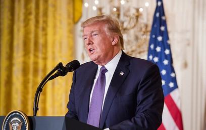 Трамп продлил режим снятия санкций с Ирана