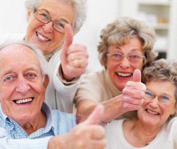 Как поддерживать здоровье в пенсионном возрасте?