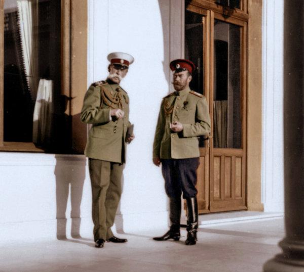 Пролог революции. Подлость генералов- февралистов.