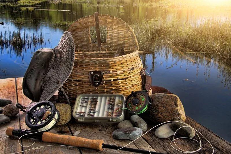 Как немец рыбачил в русской глубинке