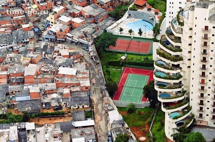 Тем временем в Бразилии