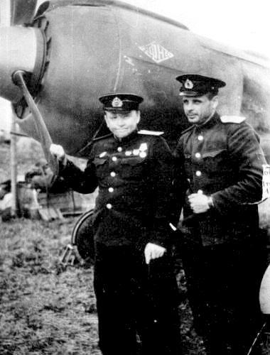 Забытый лётчик, который воевал без обеих ног и даже без лица