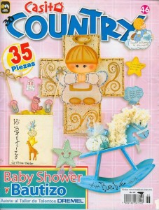 Casita Country 46 (поделки)