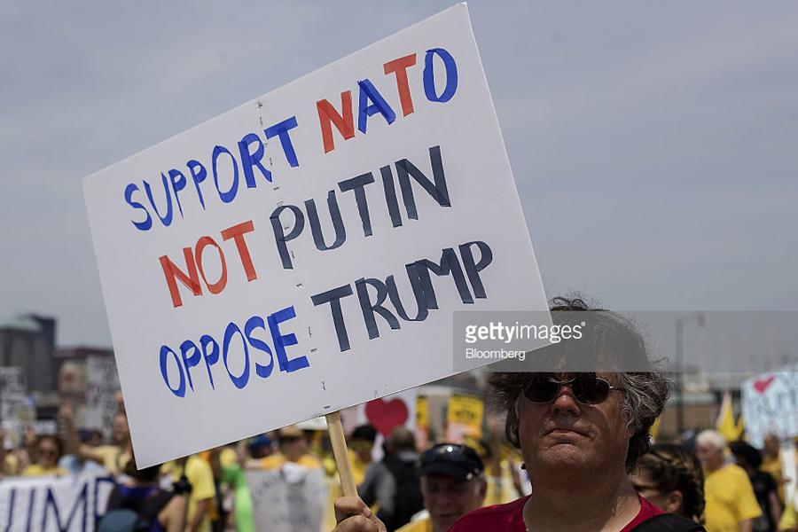 О том, как «загнанный в угол» Путин загоняет в угол… НАТО