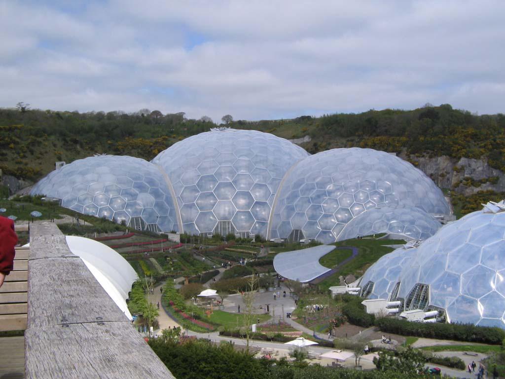 The Largest Greenhouse 2 Самая большая теплица в мире