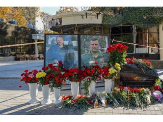 «Имя Захарченко будет как флаг — символ свободы для Донбасса»