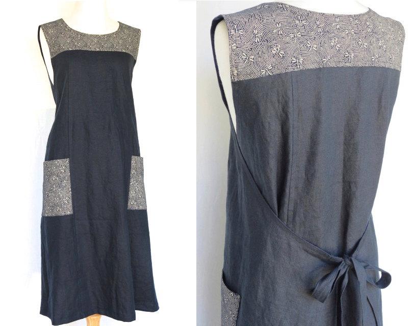 Сшить платье своими руками фартук