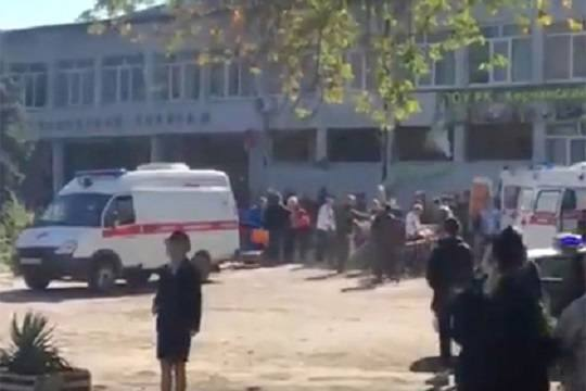 18-летний исполнитель теракта в Крыму имел разрешение на оружие