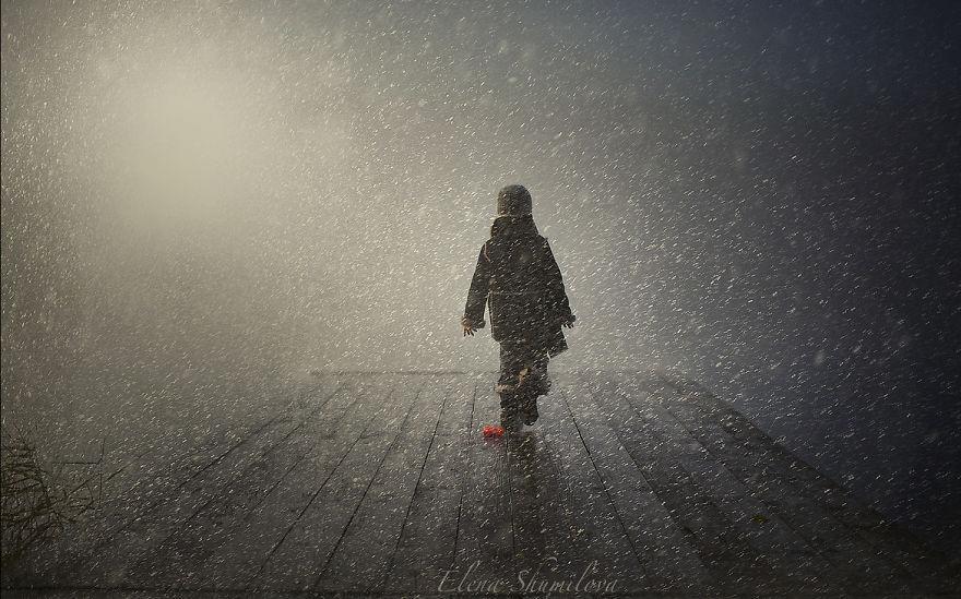 Позитивные фотографии от Елены Шумиловой