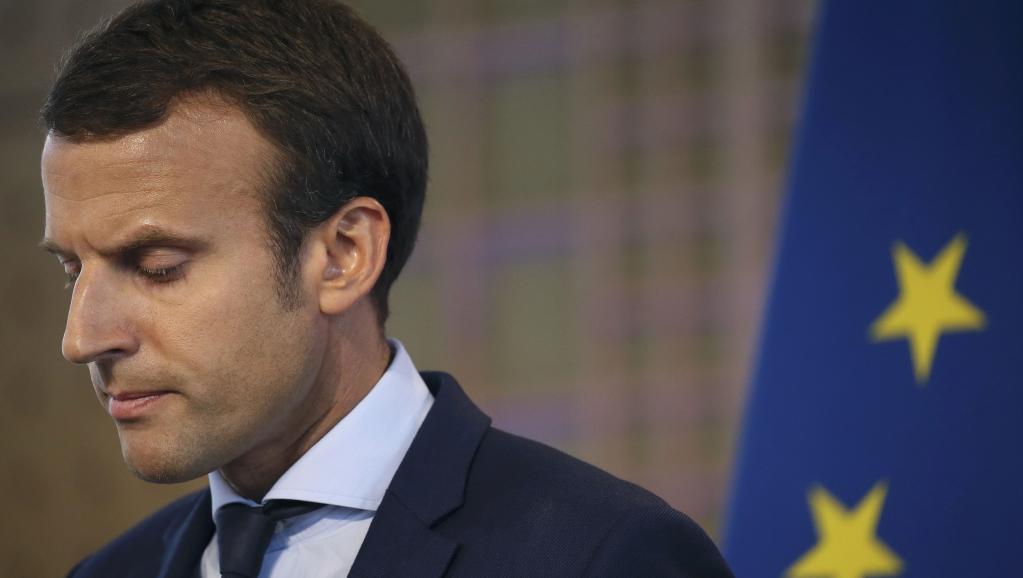 Масонская метка Макрона: новый жестокий эксперимент над Францией