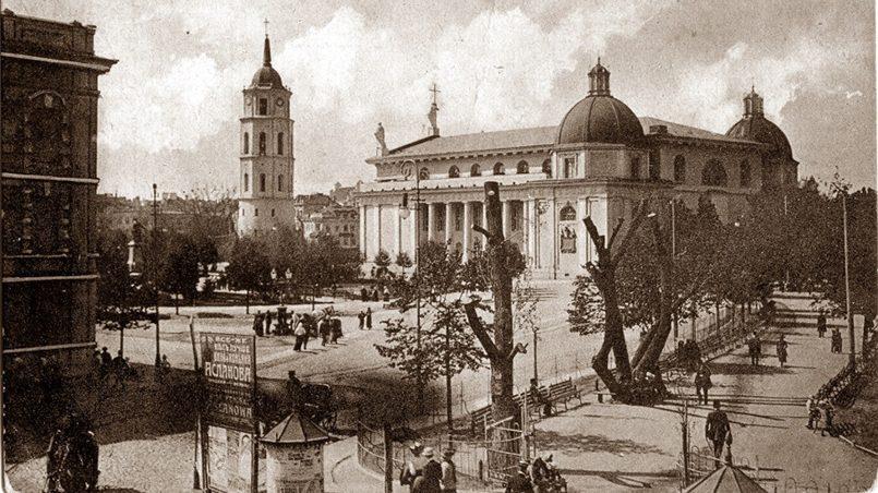 Как жили литовцы сто лет назад