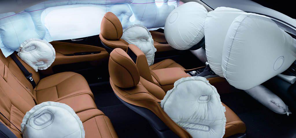АВТОШКОЛА. Подушки безопасности в автомобиле