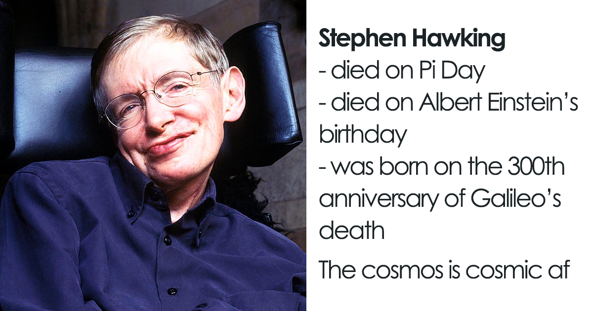 Stephen Hawking Dies At 76, And Here's How The Internet Responds