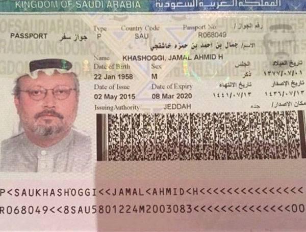 """Саудовский журналист """"перест…"""