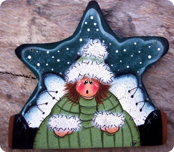 Brenda Sattley. Игрушки к Рождеству