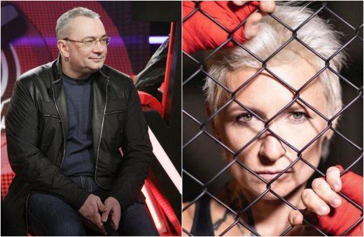 """Скандал на """"Голосе"""": Диана Арбенина ответила на оскорбления  Меладзе"""